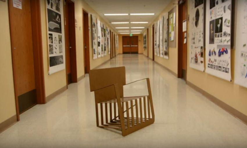 Tong Kim minimal chair