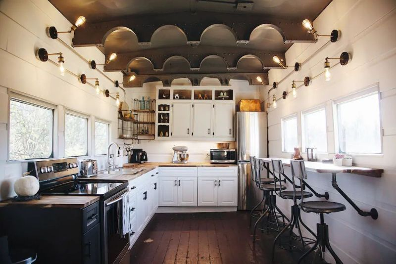 Rent this Train Car Home in Tennessee for $130 at Airbnb