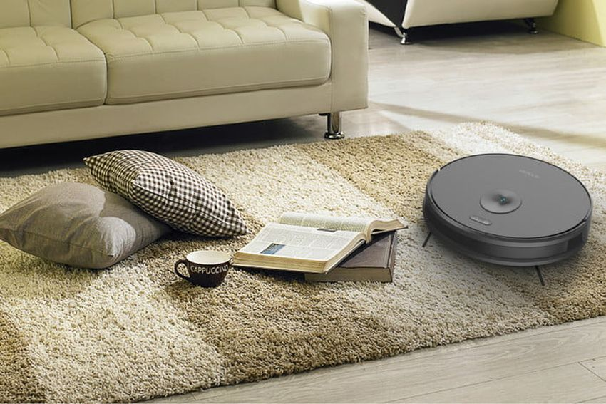 Trifo Debuts AI-Powered Ironpie Robot Vacuum Cleaner at CES 2019
