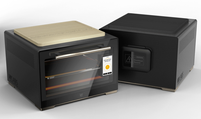 Whirlpool Smart Countertop Oven - CES 2019