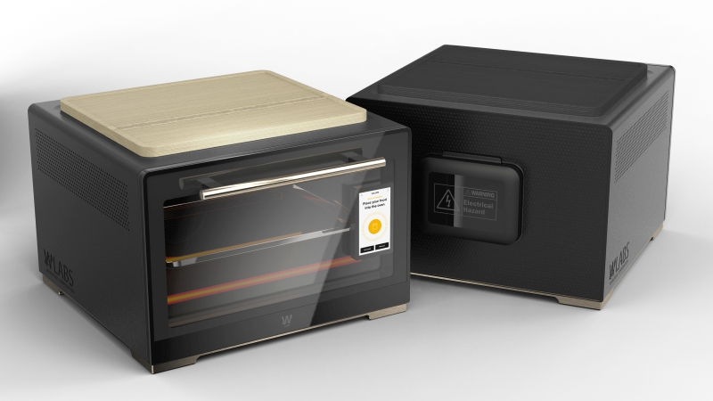 Whirlpool Smart Oven - CES 2019