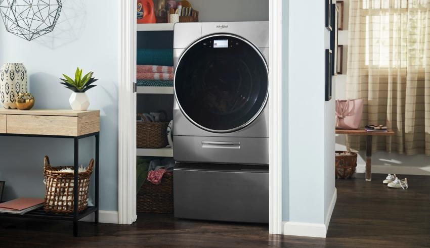 Whirlpool Smart Washing machine - CES 2019