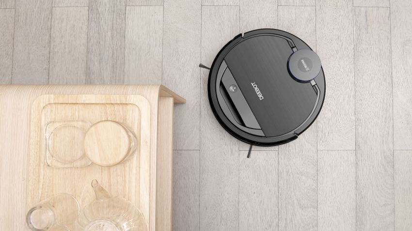 Ecovacs Robotics Brings Smart Floor Cleaning Robot To Ces 2019