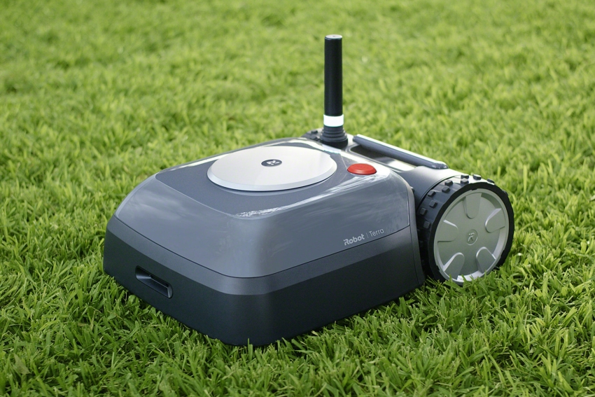 iRobot Terra Robotic Lawn Mower