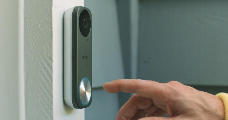 RemoBell S Smart Video Doorbell Costs $99