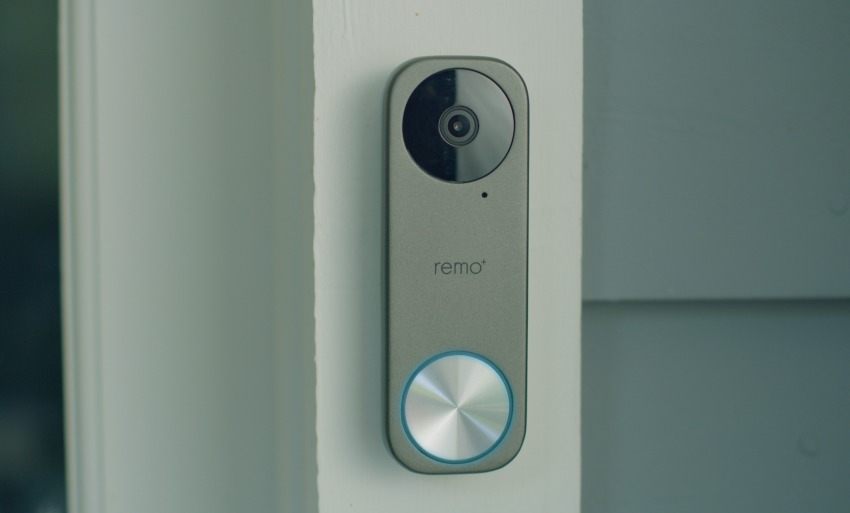 RemoBell S Smart Video Doorbell Costs $99