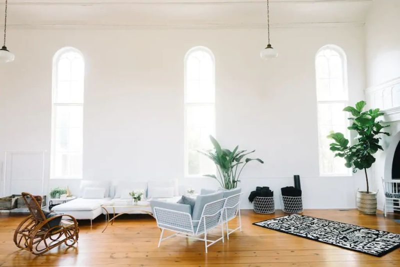 Renovated Church Vacation Rental in Ontario