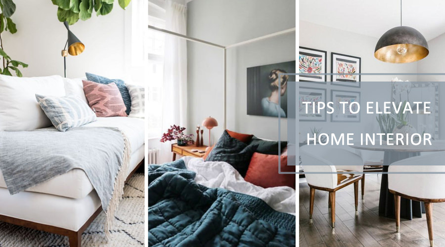 Simple, Effective Ways To Elevate Your Home Interior