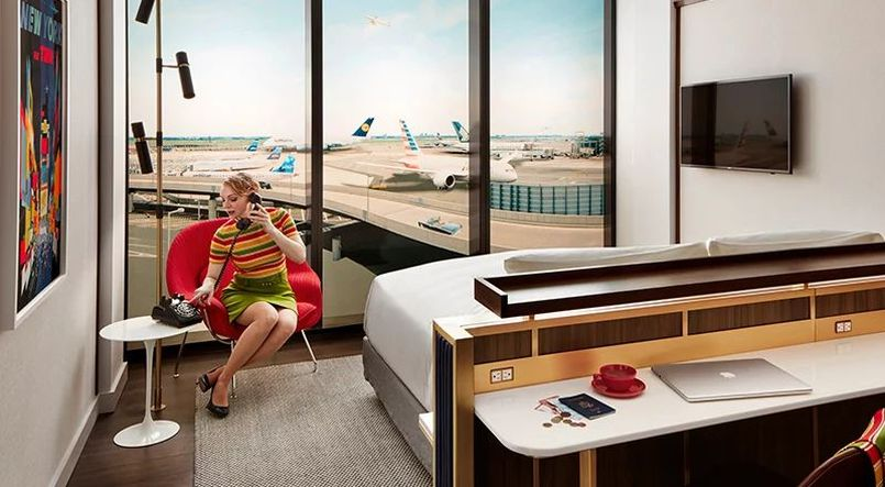 TWA Hotel to Open in New York City This Year