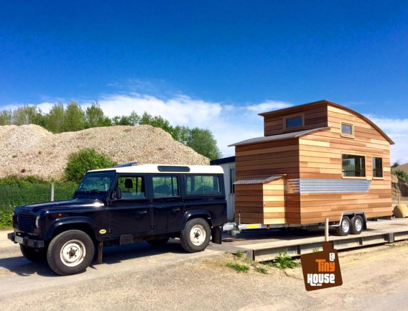 Affordable Tiny Houses on Wheels by La Tiny House Start at $26k