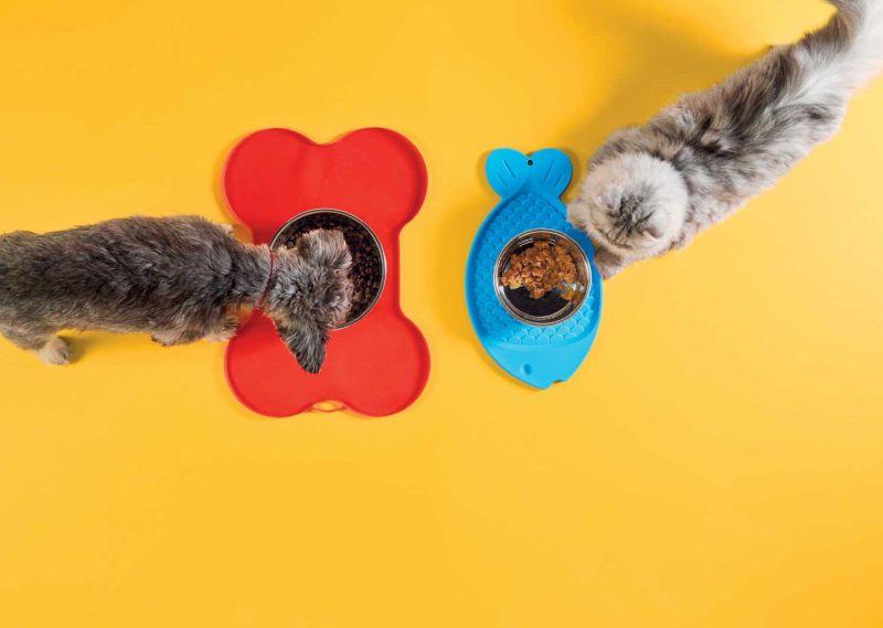 Aldi Silicone pet feeding mat