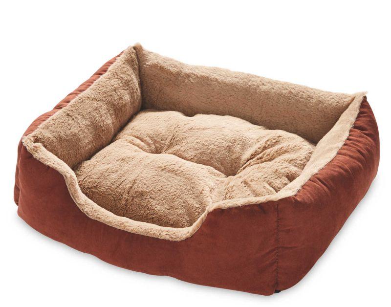 Aldi plush pet bed