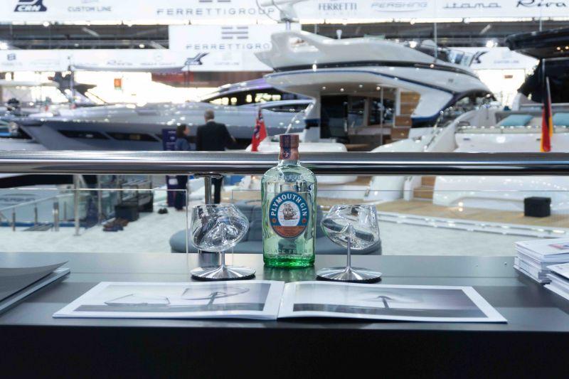 Andres Boraita Designs Untippable Martini Glass for Princess Yachts
