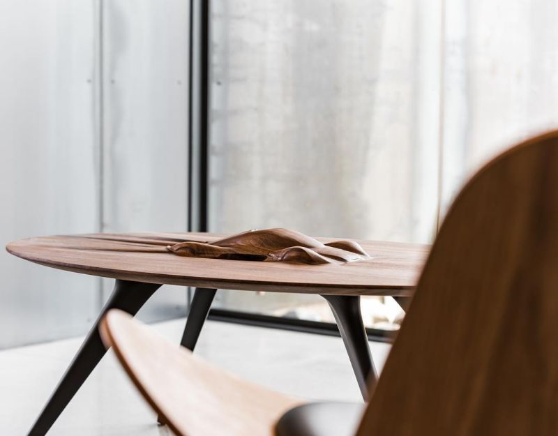 Aston Martin Valkyrie 'Wake' Coffee Table by Discommon