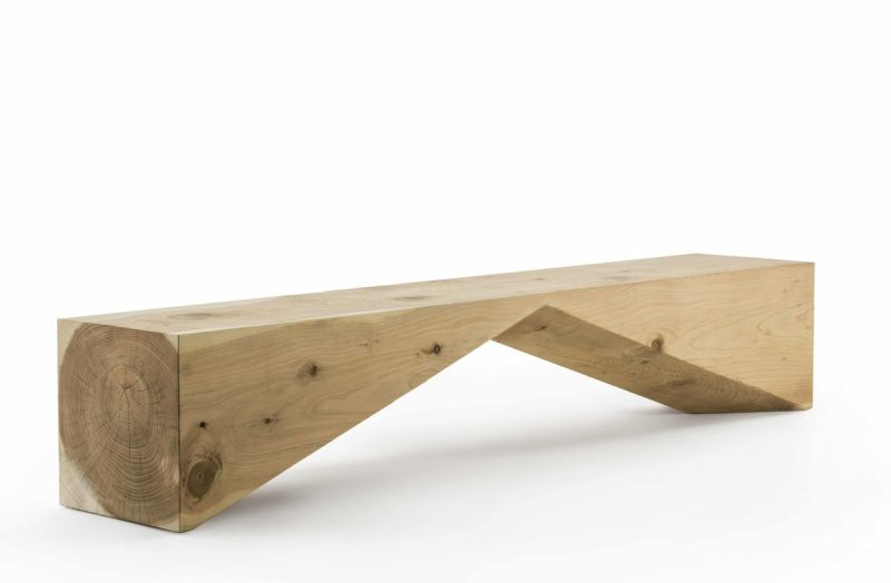 BRIDGE coffee table by Riva 1920