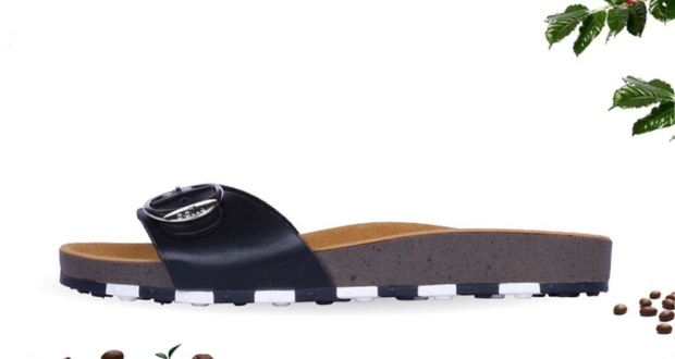 These Sandals are Made Out of Recycled Coffee Grounds