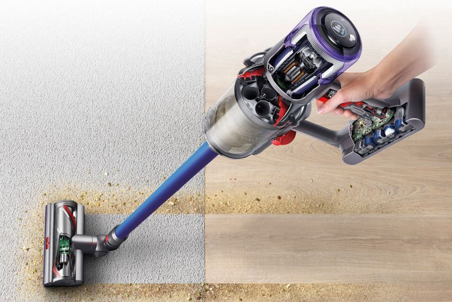 Dyson V11 Cordless Vacuum Cleaner Has Lcd Display