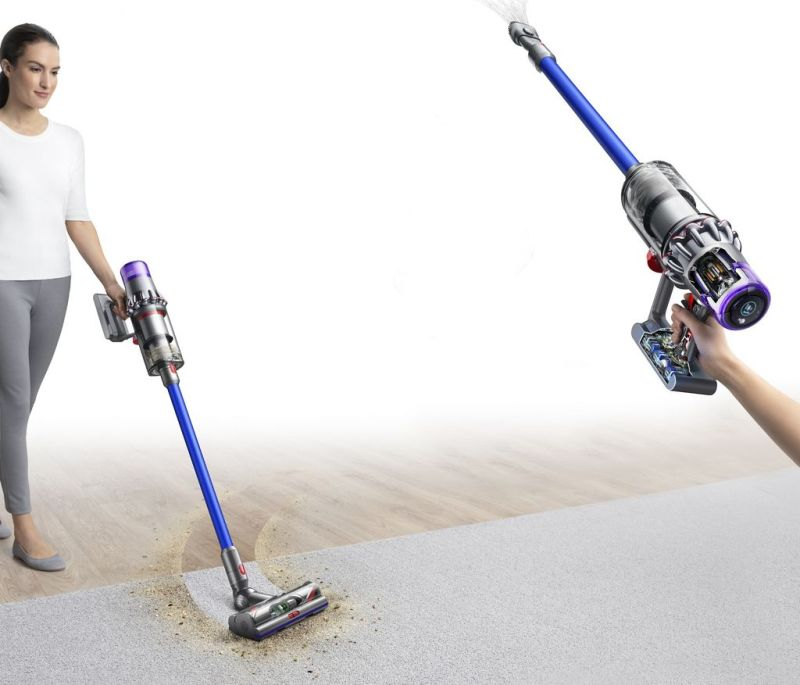 Dyson V11 Cordless Vacuum Cleaner with LCD Display and Improved Battery