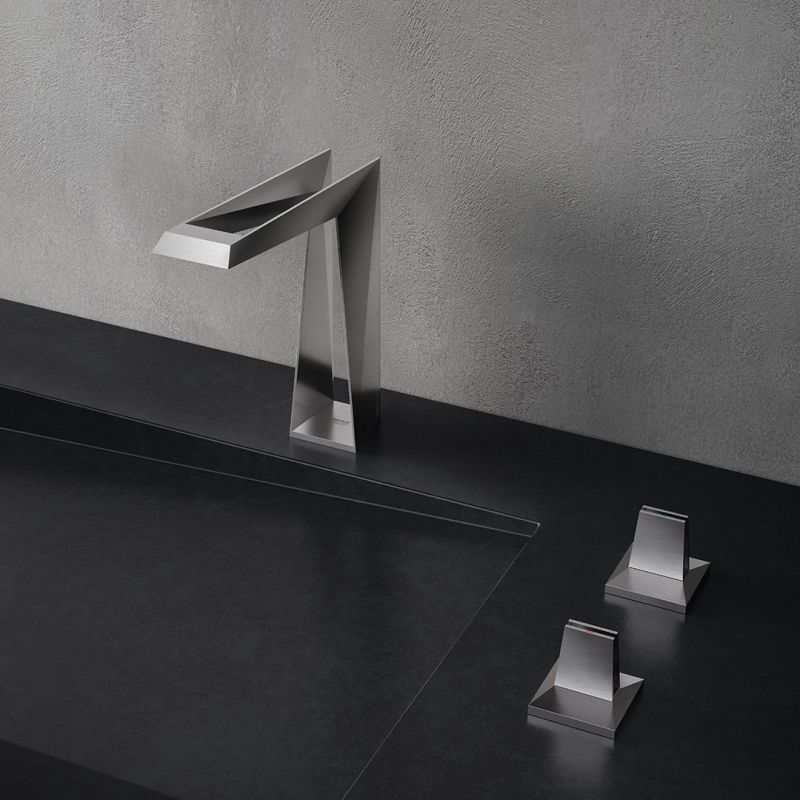 GROHE Introduces 3D Metal-Printed Faucets at ISH 2019