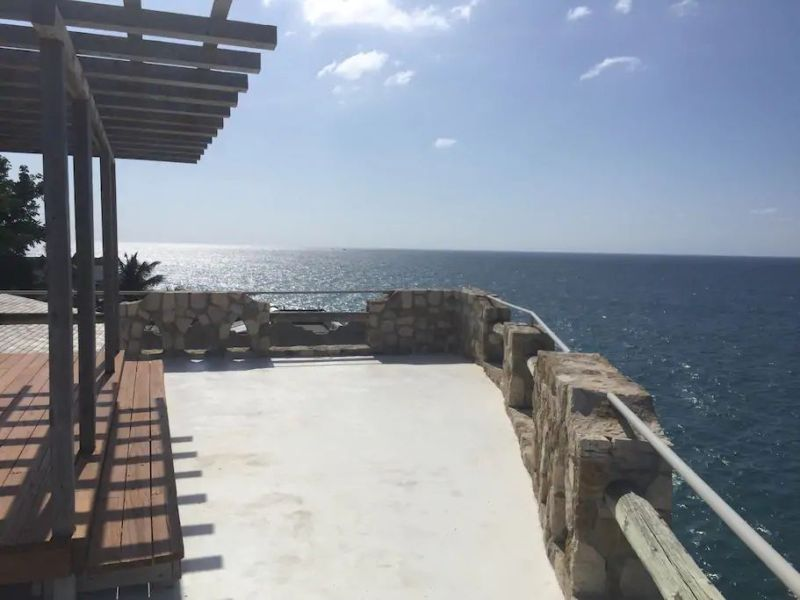 This Seaside Jamaican Castle can be Rented for $1200 on Airbnb