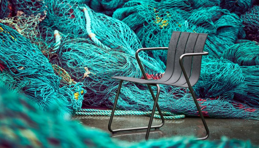 Mater Launches Ocean Collection of Chairs and Tables