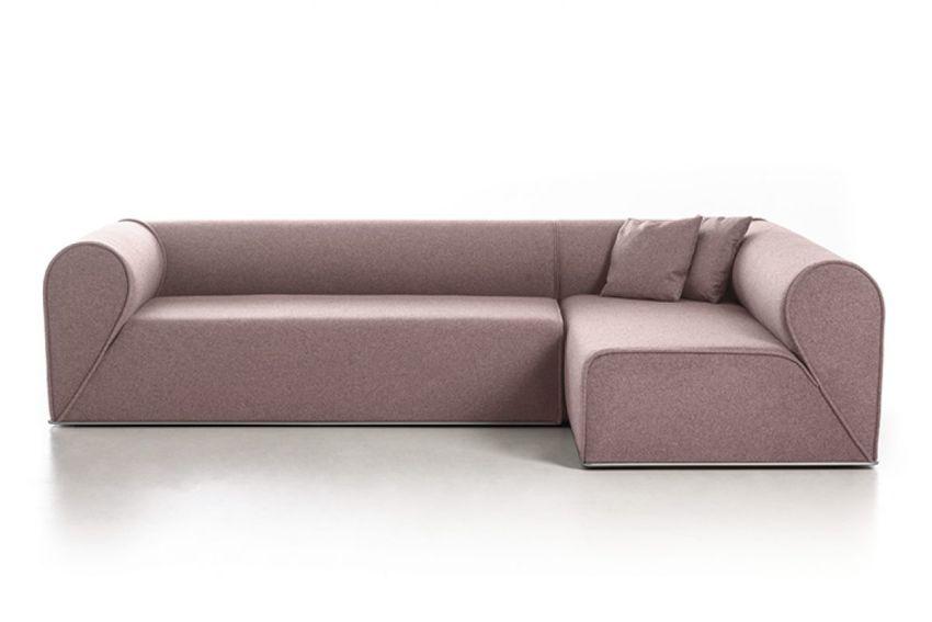 Moroso Presenting Heartbreaker Sofa at Salone del Mobile 2019