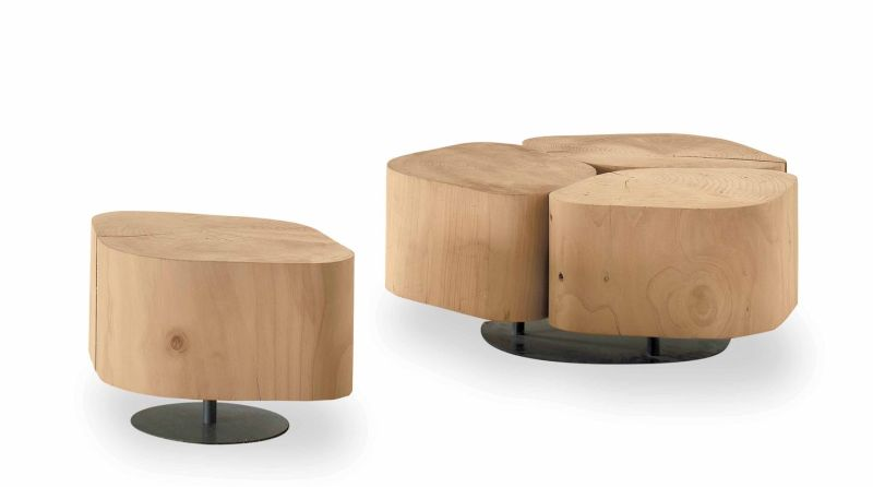 TOBI 3 small table by Riva 1920