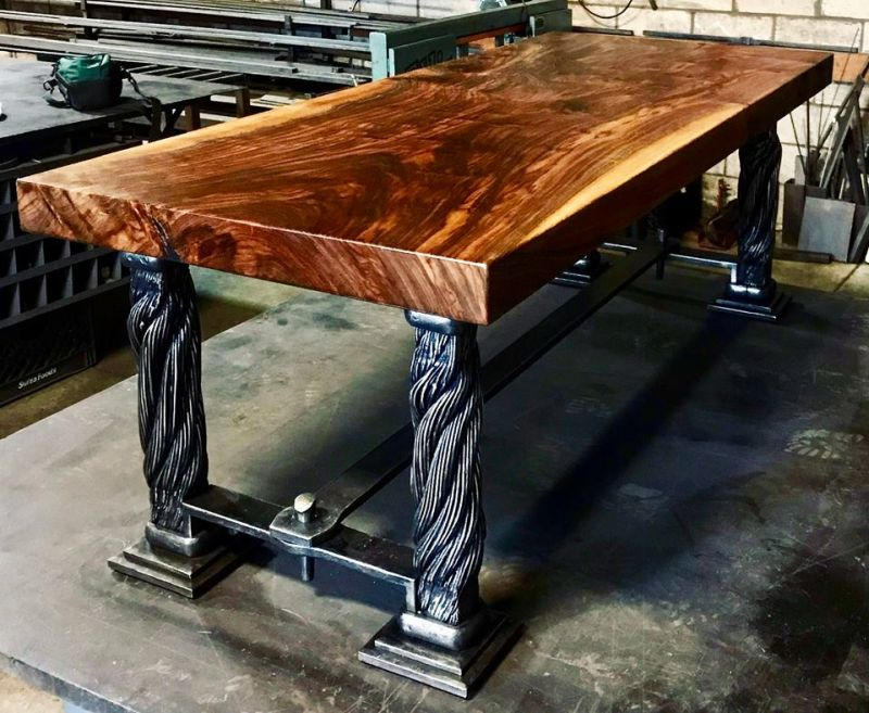 This Table is An Expensive Golden Gate Bridge Souvenir