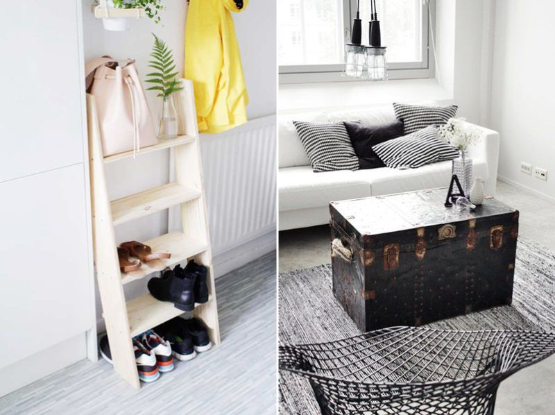Tips small space living