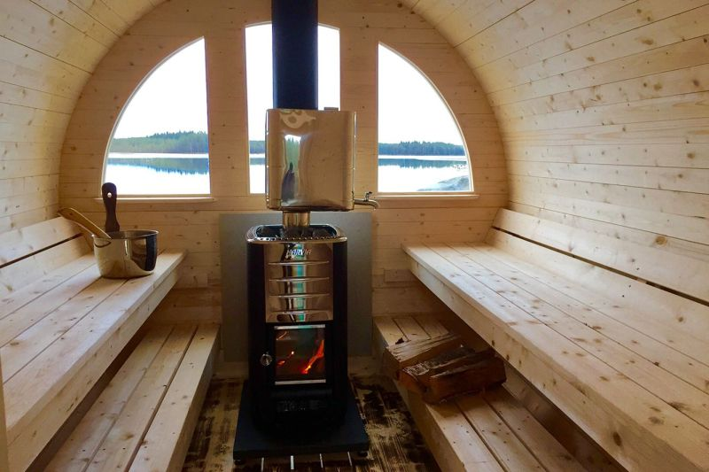 You can Rent These Incredible Eco Huts in Kolarbyn Ecolodge, Sweden