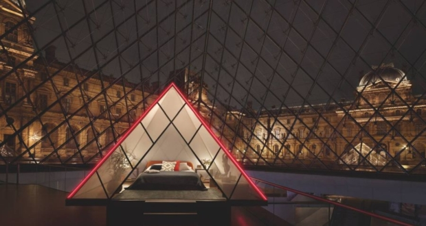 Airbnb is Offering You Chance to Spend Night in Louvre Museum Paris, France