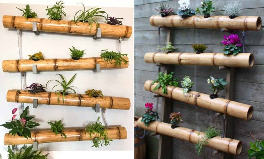 BambooFlow - Hydroponic planter