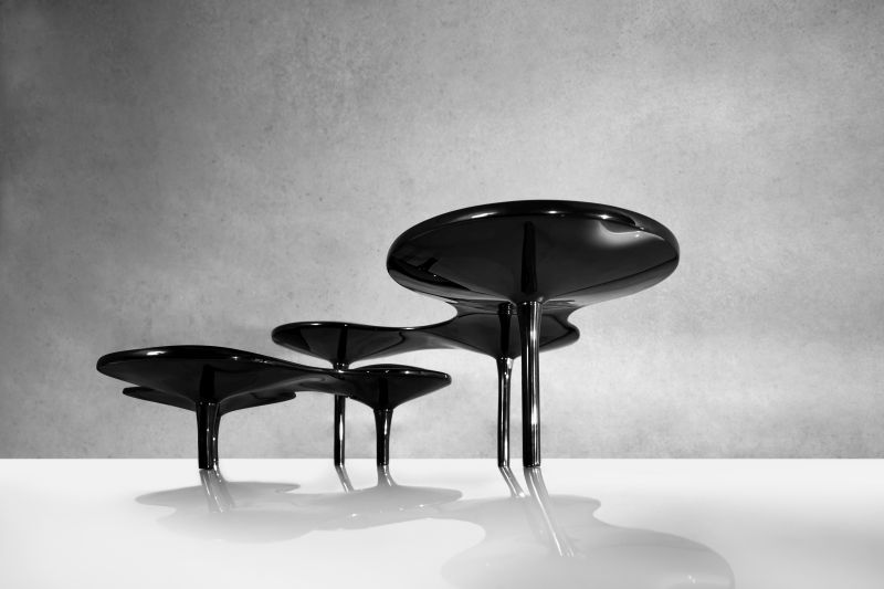 Cell Candleholder by Zaha Hadid Design