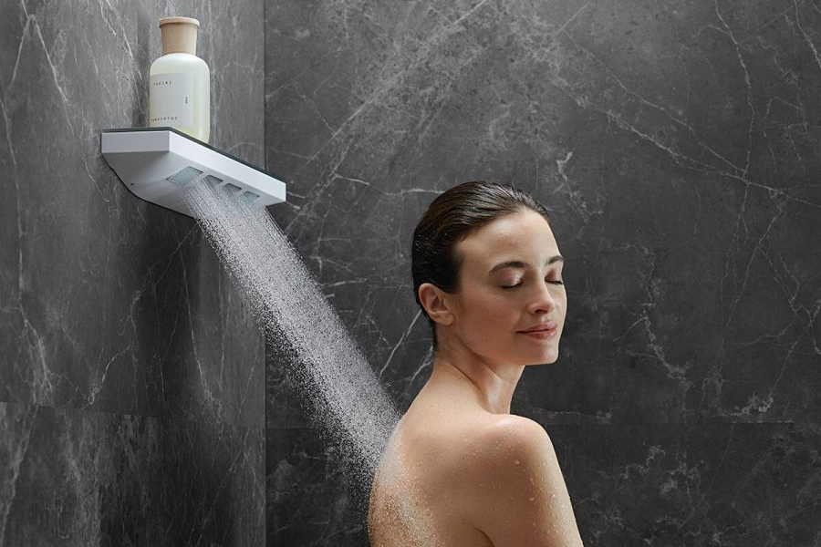 Hansgrohe's Rainfinity Bathroom Range Bags iF DESIGN AWARDS 2019