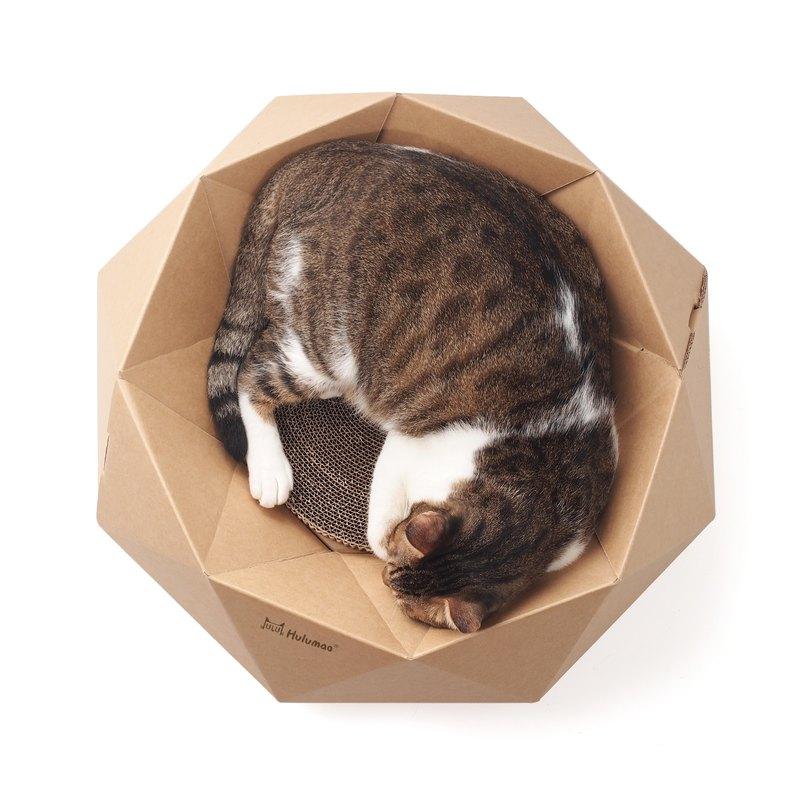 Hulumao Diamond Designer Cat Bed