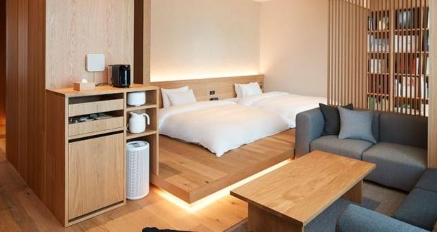 Muji Opens New Hotel in Ginza, Tokyo