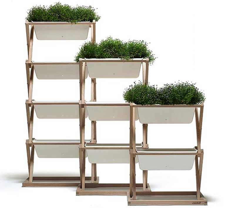 Plant Shelf Vertical Garden