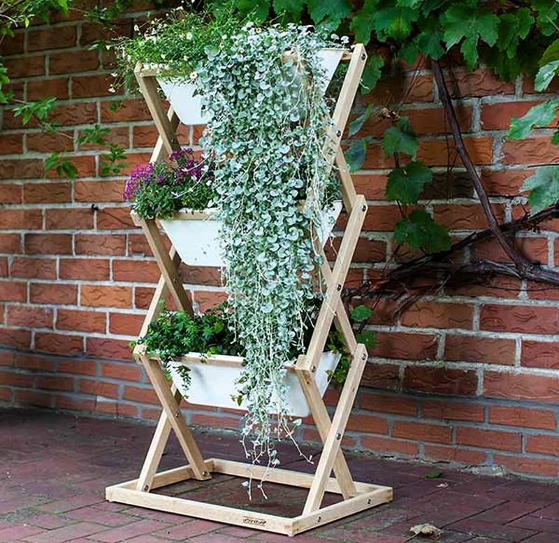 Plant Shelf Vertical Garden