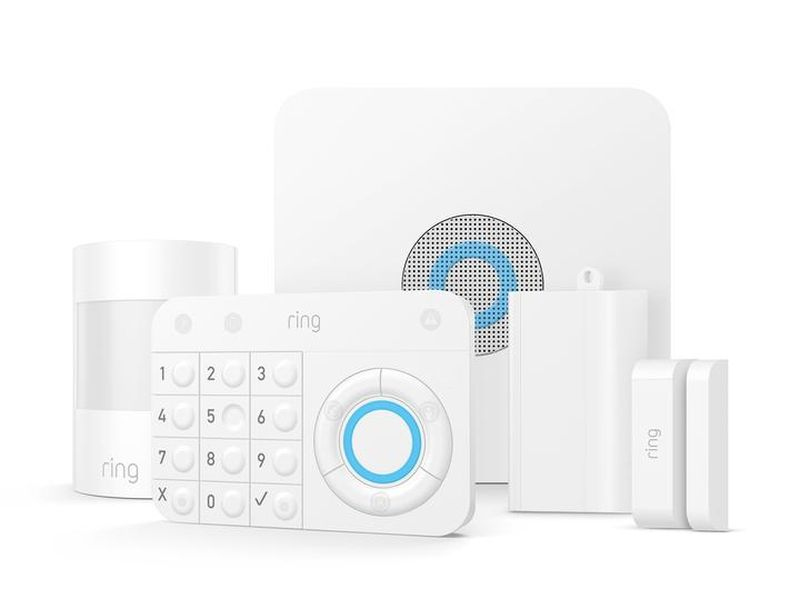 Ring Home Security Alarm System Now Works As Smart Home Hub