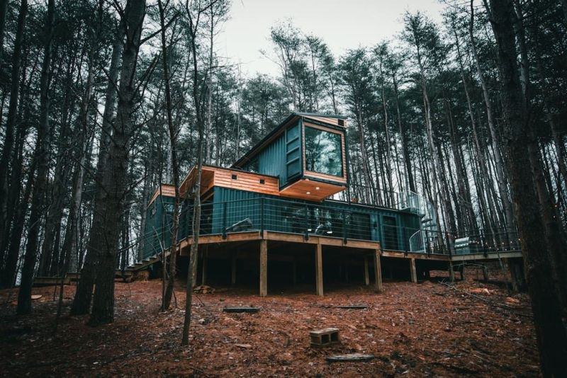 This Airbnb Vacation Rental in Ohio is Made of Three Shipping Containers
