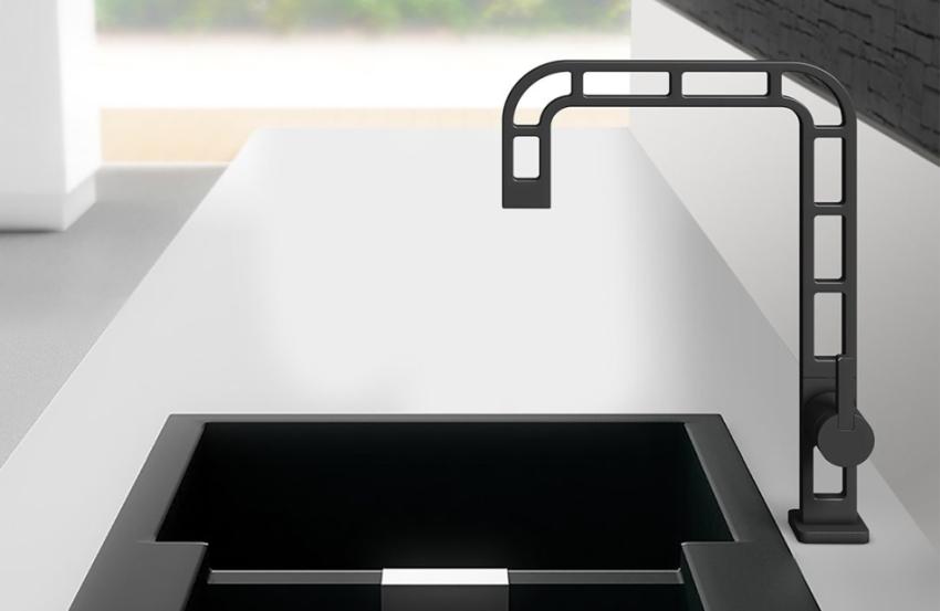 Webert One-A 3D Printed Faucet