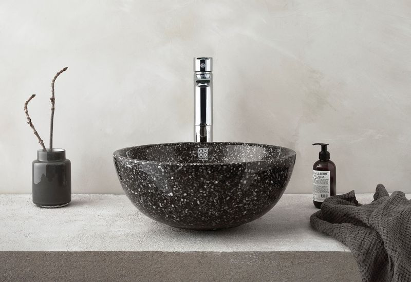 Woodio Water-Resistant Wood Washbasins is Like You've Never Seen Before