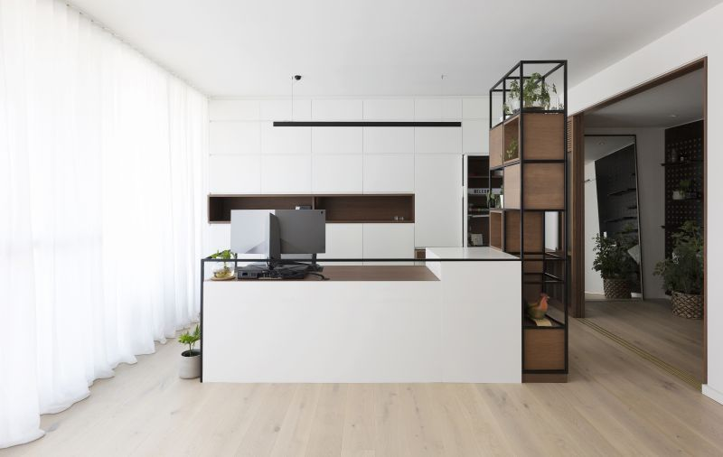 Apartment, interior design,