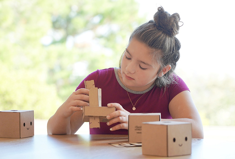 Chatterbox: DIY Smart Speaker Kit for Kids to Learn About Artificial Intelligence