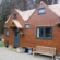 Man Saves Big Time on Bills by Shifting into Self-Built Tiny House on Wheels