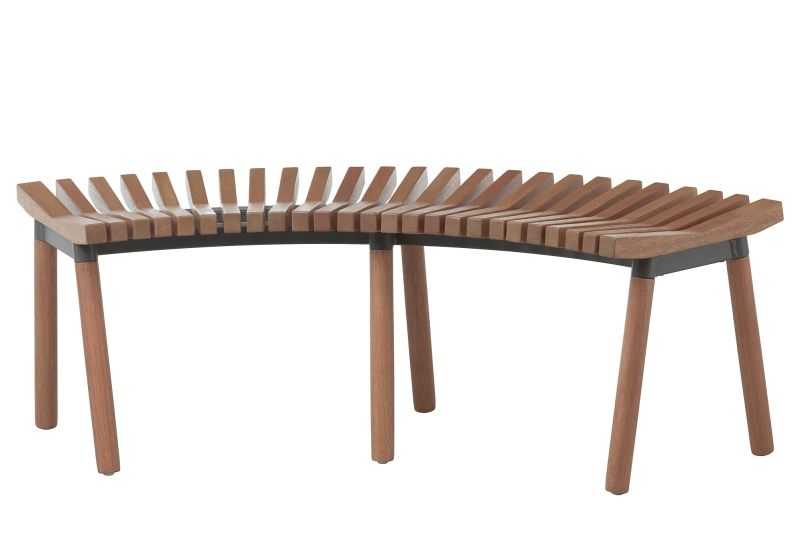 Bench from IKEA's Latest ÖVERALLT Collection