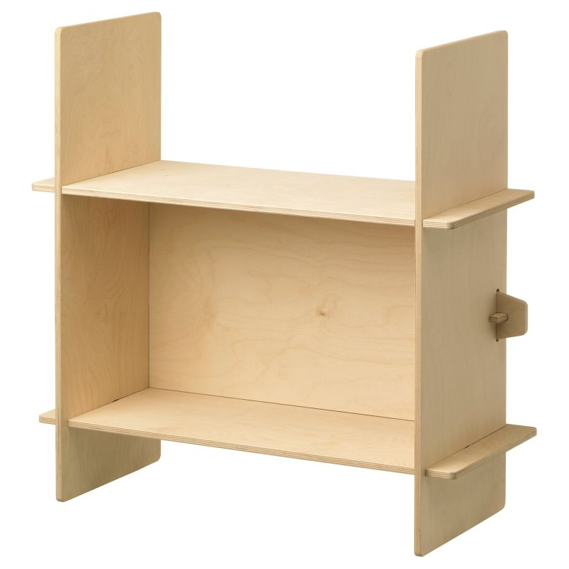Wall shelf from IKEA's Latest ÖVERALLT Collection