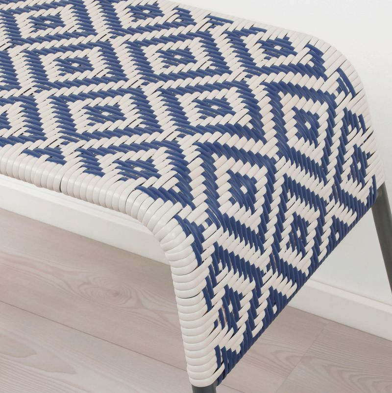 footstool from IKEA's Latest ÖVERALLT Collection