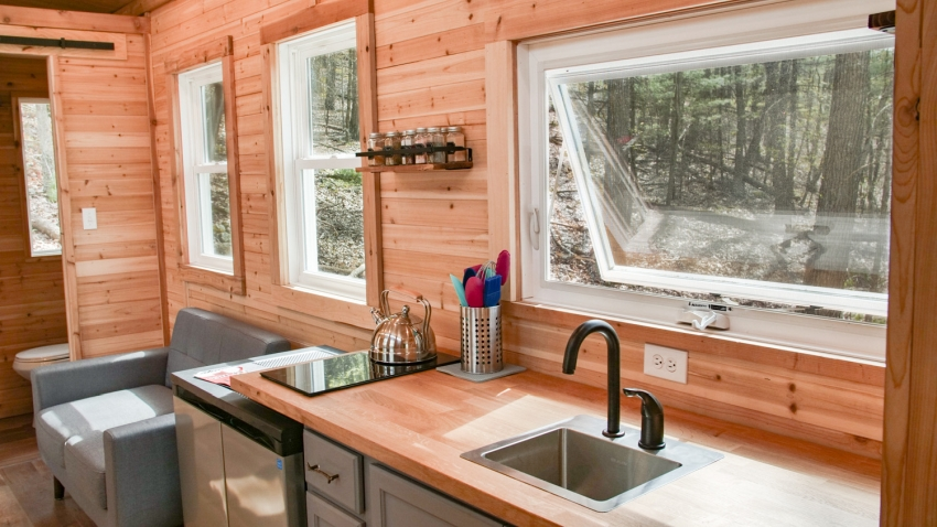 Lost River Vacations Tiny House in West Virginia