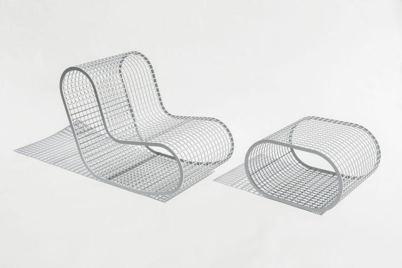 Mayice Studio Designs BUIT Outdoor Furniture Collection for GANDIABLASCO